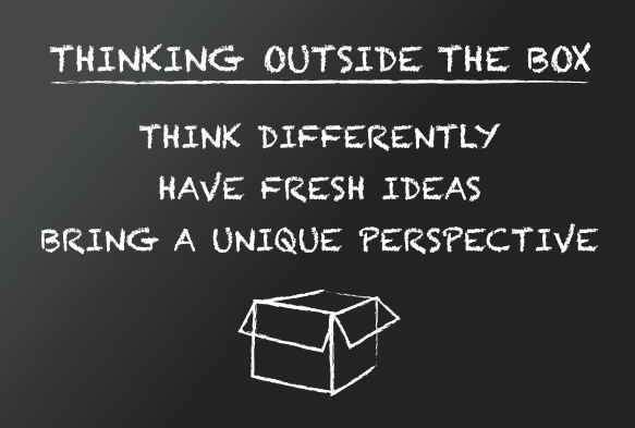 Thinking Outside The Box For Your Job Search