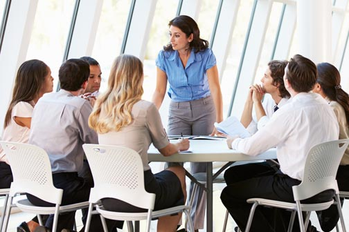 Women in Insurance: Industry Insights on How to Chart a Successful Career